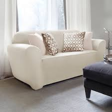 Stretch Slipcovers For Sleeper Sofas by Elegant Stretch Slipcovers For Sectional Sofas 40 On Sectional