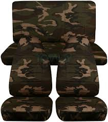 Camouflage Car Seat Covers (Full Set, Semi-custom) Tree/Digital+ 16 ... Amazoncom Designcovers 042012 Ford Rangermazda Bseries Camo Realtree Mint Switch Back Bench Seat Cover Cushty Jeep Wrangler Tj Neoprene Fit 2003 2004 2005 2006 Coverking Traditional And Digital Custom Covers Xtra Fullsize Walmartcom Original Low Bucket Mossy Oak Carstruckssuvs Made In America Free 2 Browning Spandex With Bonus Decal 206007 Buy Covercraft Ss3435prbo Seatsaver Prym1 1st Row Blackout Caltrend Camouflage Shipping For 2000 Chevy Silverado 1500 Skanda