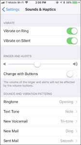 You can now grab your iPhone and head to Settings Sounds & Haptics Ringtone and choose your custom ringtone Any custom ringtones you ve added will
