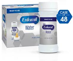 Enfamil Water Commercially Sterile Ready To Use 2 Fl Oz Bottles