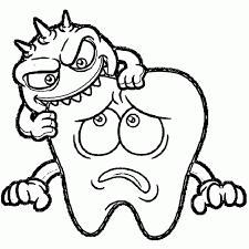 Dental Coloring Pages Wecoloringpage Preschool Brushing Teeth Adult