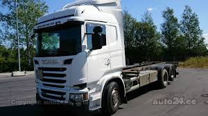 100 Truck Retarder Scania R560 LB6X2HNB RETARDER 160 D 412kW Auto24ee