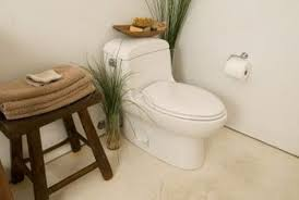 how to level a commode to the floor home guides sf gate
