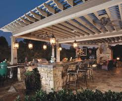 outdoor bbq island lighting kitchen ravishing outdoor