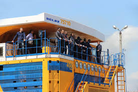 African Business And Financial Representatives Visited BELAZ Komatsu Intros The 980e4 Its Largest Haul Truck Yet 830e 10 Biggest Trucks In World 5 Of The Largest Dump In Theyre Gigantic Heavy Ming Machinery Dump World Youtube Truck Imgur Biggest Caterpillar 797f Dumptruck Video Dailymotion Belaz 75710 Dumptruck Sabotage Times Of And Strangest Machines Toptenznet 5665 Playmobil Usa Large Industrial Ming Belaz Background Editorial Stock 930e Wikipedia