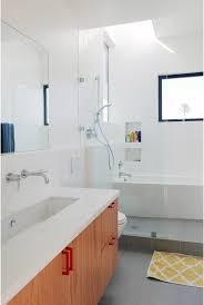 miami wall mounted faucets bathroom contemporary with built in