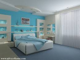 Beautiful Blue And White Bedrooms Gallery
