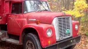 100 Dump Trucks For Sale In Alabama 1973 Ternational Loadstar 1700 Dump Truck YouTube