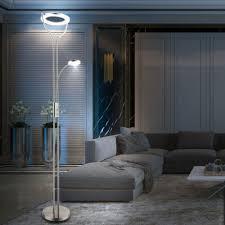 led 23 watt wohnzimmer decken fluter lese leuchte touch