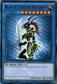 yugioh archetype review black luster soldier spinnach gaming