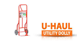 U-Haul Utility Dolly - YouTube