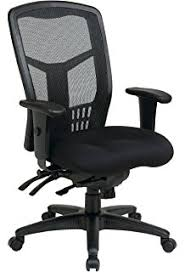 Hyken Mesh Chair Model 23481 by Amazon Com Lorell Hi Back Chair Mesh Headrest Black Kitchen