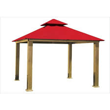 Do It Yourself Gazebo