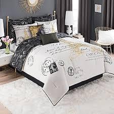 Paris Gold forter Set Bed Bath & Beyond
