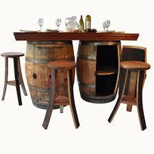 American Of Martinsville Dining Room Set by Wine Barrel Dining Room Table Alliancemv Com