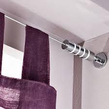 tringle à rideaux barre rail et câble leroy merlin