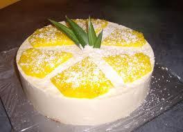 dessert ananas noix de coco gateau au noix de coco et ananas meilleur travail des chefs