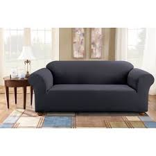 Stretch Slipcovers For Sleeper Sofas by Sofa Slipcovers You U0027ll Love Wayfair