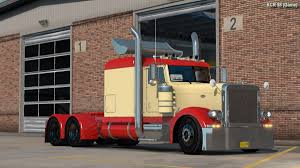 KMB Livery (Old) For SCS Peterbilt 389 Skin - ATS Mod   American ... Peterbilt Trucks For Sale In Fontanaca Sweet 2003 18 Speed With Old School Round Headlights Truck Trailer Transport Express Freight Logistic Diesel Mack Kmb Livery Old For Scs Peterbilt 389 Skin Ats Mod American Gallery Mike Chamberlain Truck Sales Posts Facebook Fitzgerald Glider Kits Like Father Like Son 95 Pete 379 Uncventionally Passed To New Double Jj 379389 Cast Alinum Headlight Brackets 22 Universal Bumper Eagle Roll End Wside Displayed At The Mid America Trucking Show Ky 2001 Big Rig Complete Rebuild And Restoration