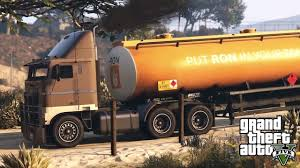 GTA V Next Gen PS4 - Jobuilt Hauler Truck + Tanker Trailer Test ...