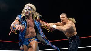 how triple h feuded with then welcomed back the ultimate warrior