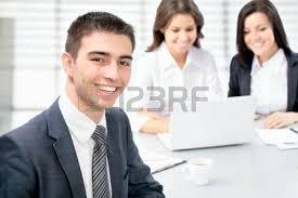equipe bureau femme d affaires assis avec équipe au bureau banque d images