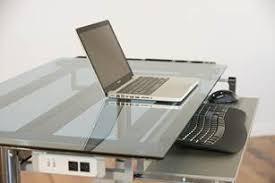 Multiple Monitor Standing Desk by Rebel Desk Adjustable Height Standing Desk An In Depth Review
