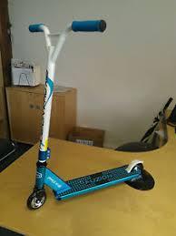 Fuzion X 3 Pro Scooter Blue Razor Lucky Grit Madd Gear MGP Envy