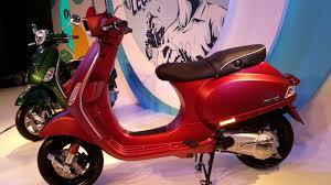Vespa Sxl Vxl Pics Red Green 5