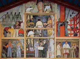 Famous Mexican Mural Artists by A Brief Overview Of Diego Rivera U0027s Murals In San Francisco