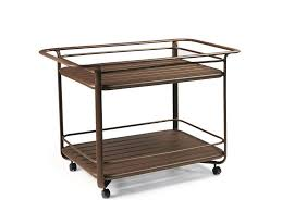 Patio Serving Cart Trolley