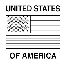Flag Coloring Pages Crayola China Page Free Printable Us Preschool