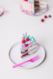 triangle slice of cake coco cake land