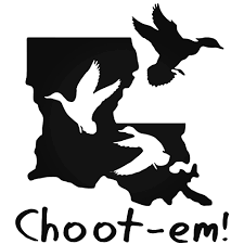 100 Duck Decals For Trucks Louisiana Choot Em Hunting Decal