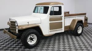 100 1950 Willys Truck JEEP WILLYS PICKUP YouTube
