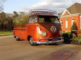 100 Volkswagen Truck 1959 For Sale ClassicCarscom CC1173569