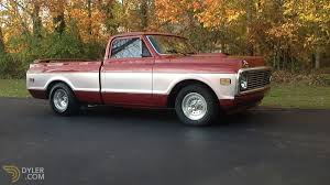 Classic 1969 Chevrolet C10 Pickup For Sale #4592 - Dyler