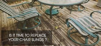 replacement chair slings vinyl straps patio chair repair parts