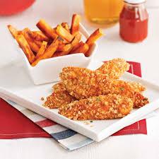 cuisine santé express fish n chips santé citron et herbes soupers de semaine