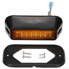 Truck-Lite-Truck-Lite 16 Diode Class II Yellow Rectangular LED ...