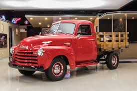 100 1951 Chevy Truck For Sale Chevrolet 3100 Classic Cars For Michigan Muscle Old