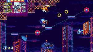 Sonic Mania Plus Review: A Blast From The Past - Exputer.com