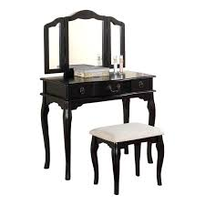 Makeup Desk With Lights Uk by Portable Makeup Table Uk Desk White With Lights Make Up Mirror And