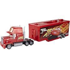 Mattel Disney Pixar Cars 3 - Mack Truck Carry Case: Amazon.co.uk ...