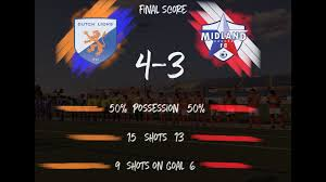 100 Dessa Dutch Lions FC Vs Midland Odessa FC 43 AWAY HIGHLIGHTS YouTube