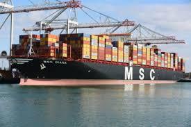 les porte conteneurs la flottabilité