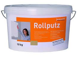 fermacell rollputz weiß 0 5 mm körnung 10 kg