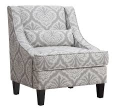 Coaster Accent Seating Jacquard Patterned Accent Chair | Rooms For ... Coaster Fine Fniture 902191 Accent Chair Lowes Canada Seating 902535 Contemporary In Linen Vinyl Black Austins Depot Dark Brown 900234 With Faux Sheepskin Living Room 300173 Aw Redwood Swivel Leopard Pattern Stargate Cinema W Nailhead Trimming 903384 Glam Scroll Armrests Highback Round Wood Feet Chairs 503253 Traditional Cottage Styled 9047 Factory Direct