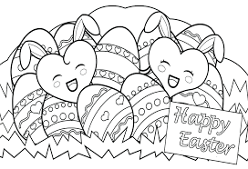 Easter Egg Coloring Ideas Videos Blank Eggs Pages Kit Target Free