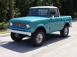 1964 International Scout 80 4×4 | The Future Of